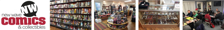 New Wave Comics & Collectibles